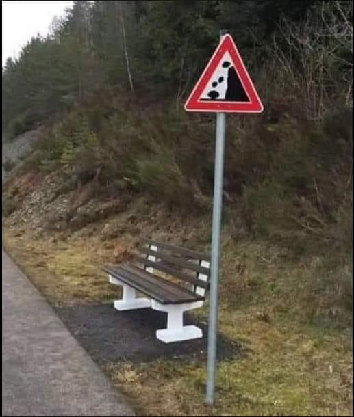 Photos Humour : prévoir quand même