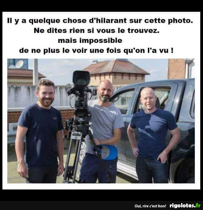 Photos Humour : énigme d