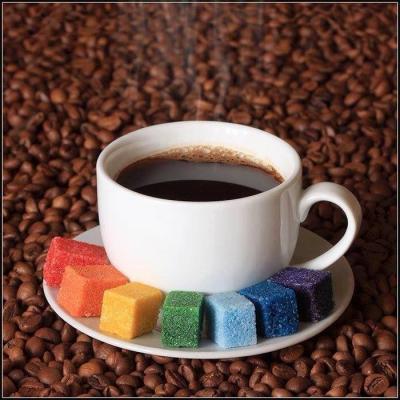 Photos Humour : Le café est servie en couleurs