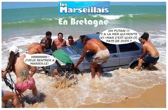 Photos Humour : les marseillais !!!