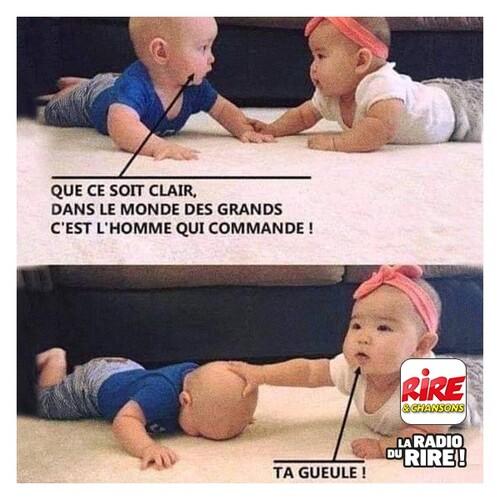 Photos Humour : qui c