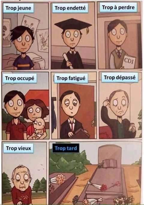 Photos Humour : Trop