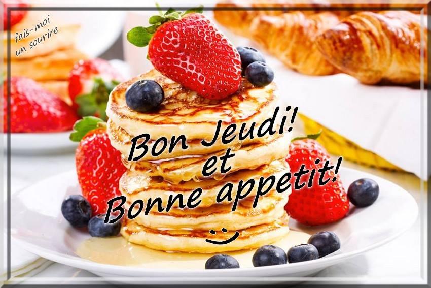 Photos Humour : Bon jeudi et bonne appétit !