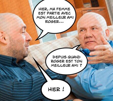 Photos Humour : Le Roger