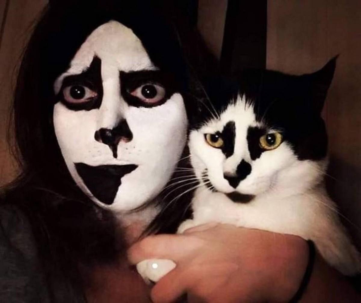 Photos Humour : noir et blanc