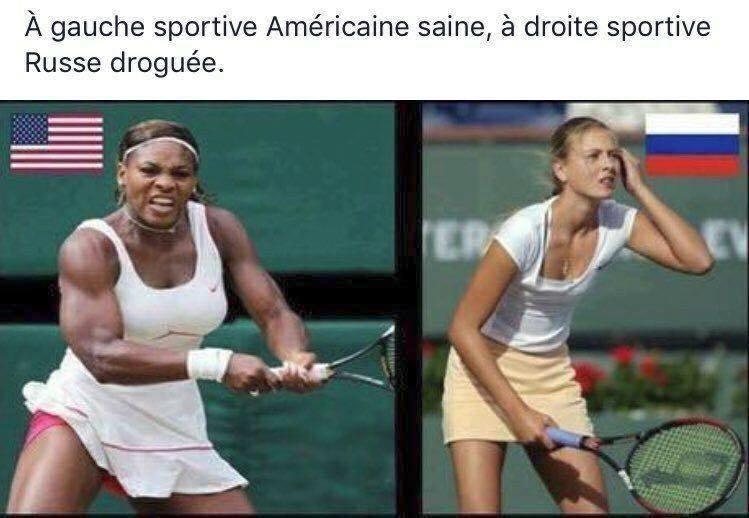 Photos Humour : le dopage en petite quantité
