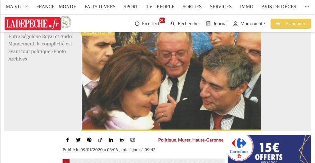 Photos Humour : madame la ministre des pôles nord--muret  c est de