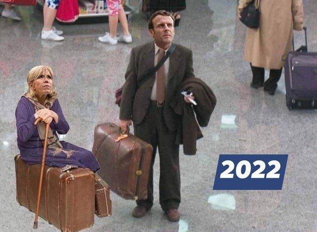 Photos Humour : pliez bagages