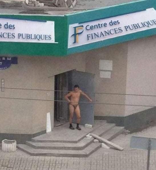 Photos Humour : saloperie d
