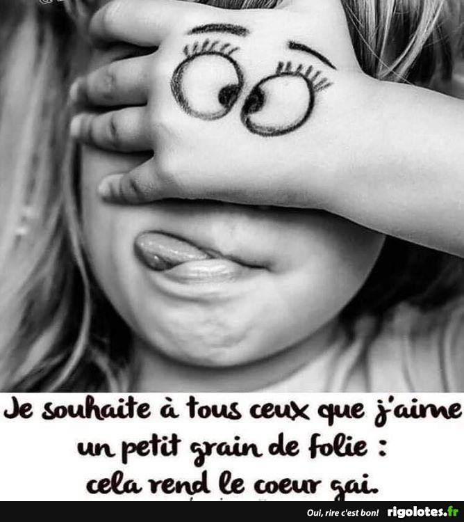 Photos Humour : grain de folie