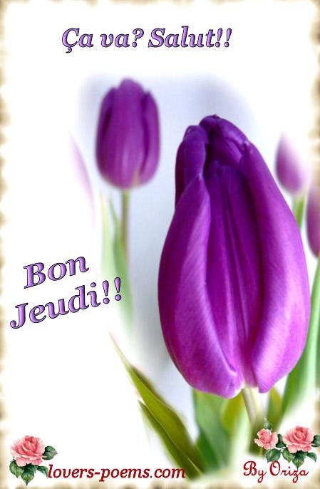 Photos Humour : Ca va - Salut ! Bon Jeudi !