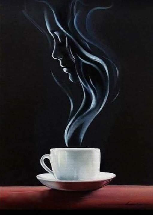 Photos Humour : Chaud chaud le café