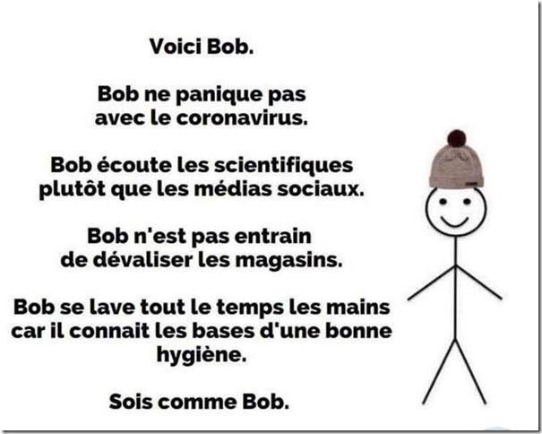 Photos Humour :  COMME BOB