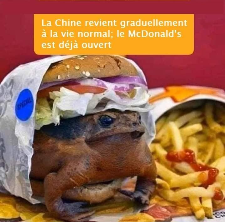 Photos Humour : au Mac Do