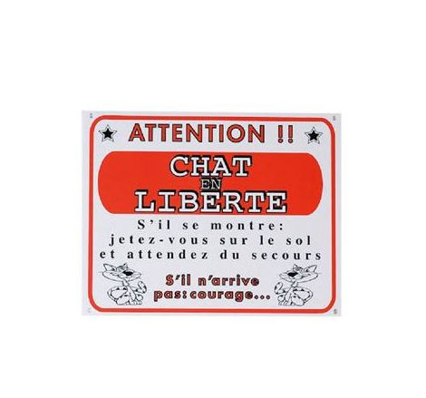 Photos Humour : Attention Bichette en liberté