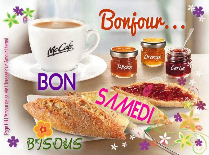 Photos Humour : Bonjour - Bon Samedi - Bisous