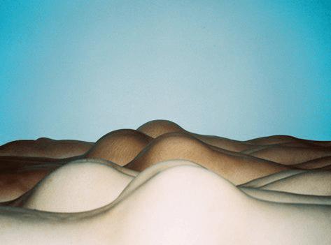 Photos Humour : Revoir la plage et ses dunes mon rêve