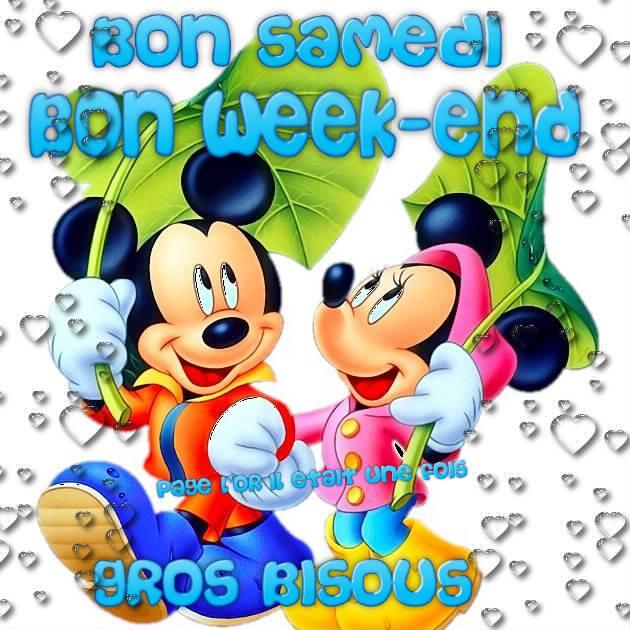 Photos Humour : Bon Samedi, Bon Week-End, Gros Bisous