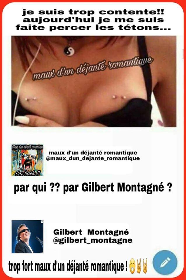 Photos Humour : notre Gilbert