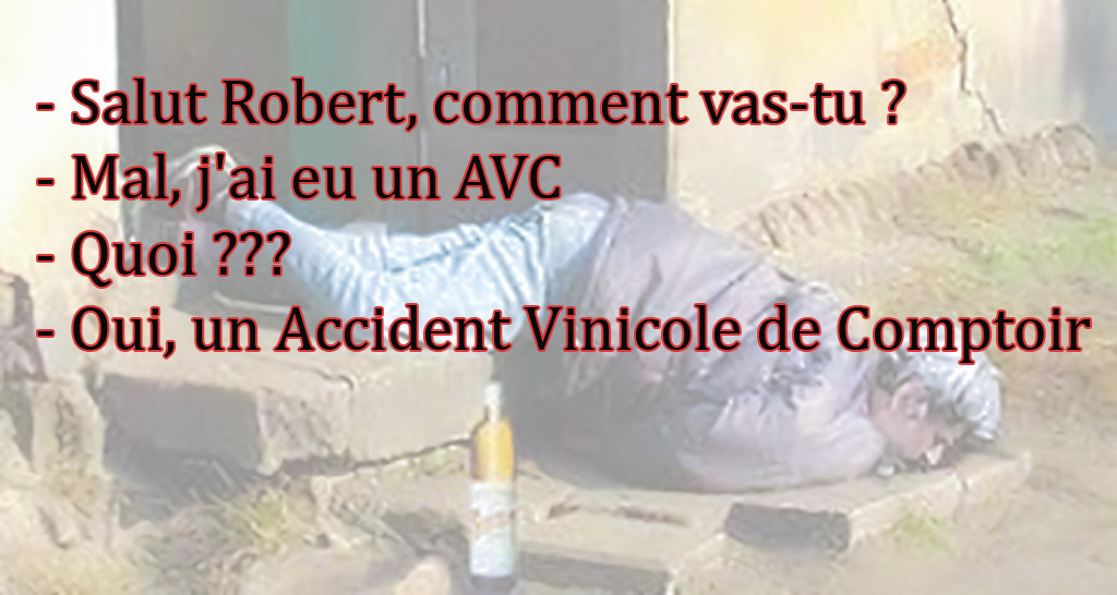 Photos Humour : AVC