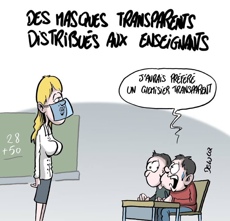 Photos Humour : transparence