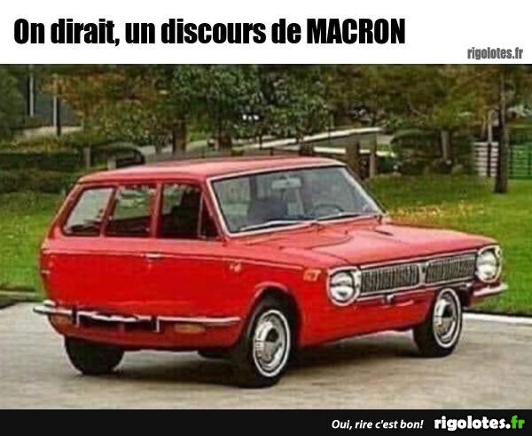 Photos Humour : voiture présidentielle