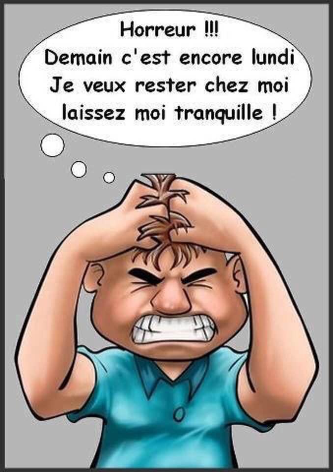 Photos Humour : Horreur - Demain c