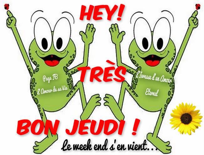 Photos Humour : Hey! Très bon jeudi! Le week end s