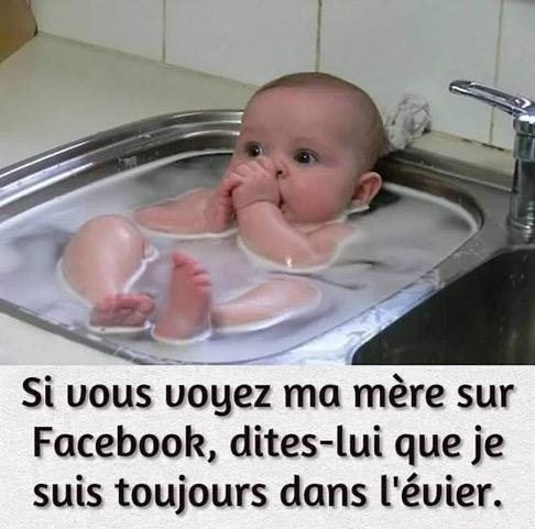 Photos Humour : Maman