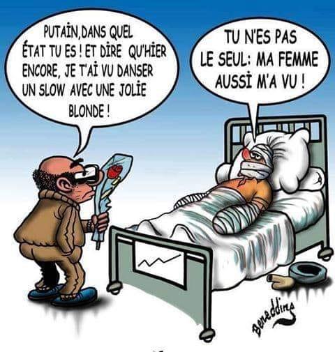 Photos Humour : Bon rétablissement