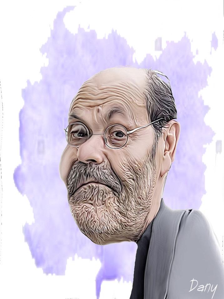 Photos Humour : Caricature Jean-Pierre Bacri
