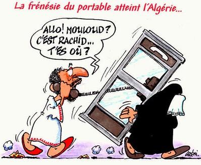 Photos Humour : le téléphone arabe