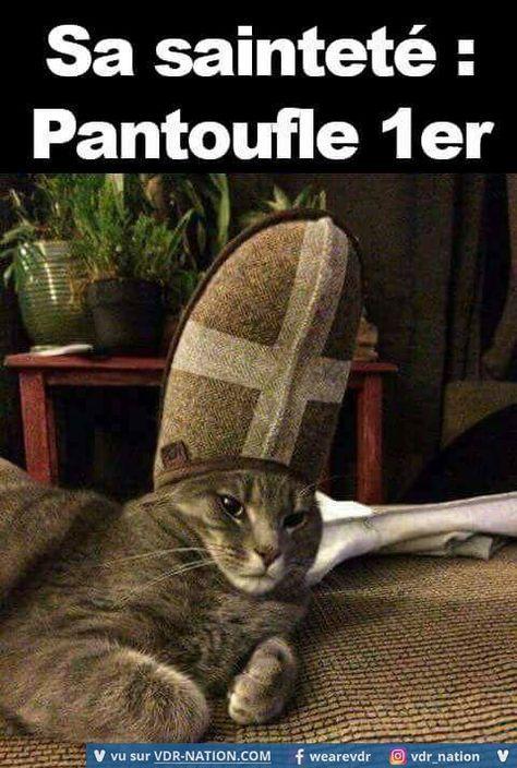 Photos Humour : pompe papale