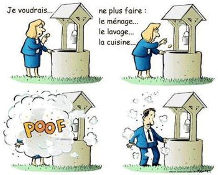 Photos Humour : souhait