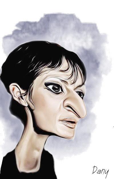 Photos Humour : Caricature Barbara
