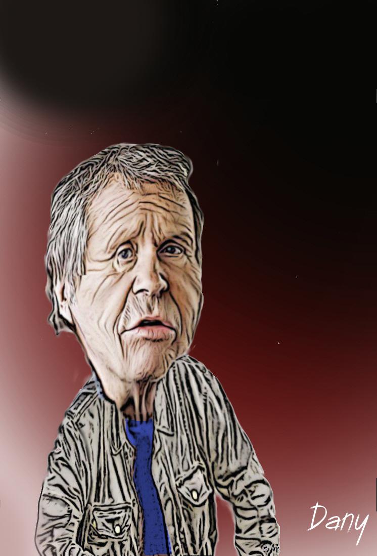 Photos Humour : Caricature Yves Renier