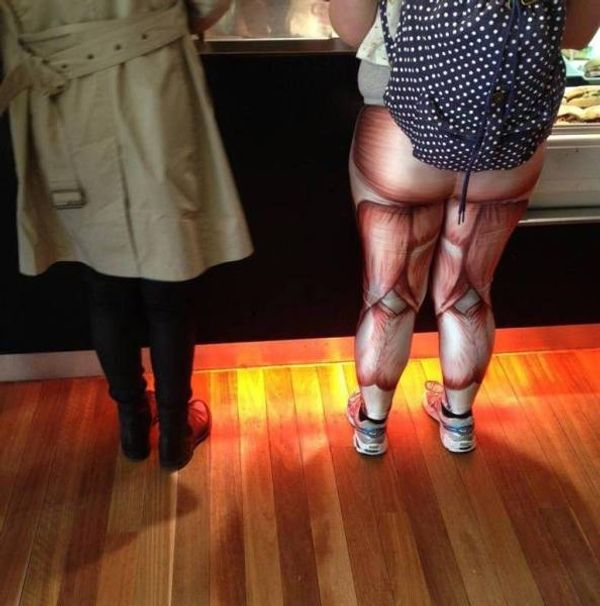 Photos Humour : collants
