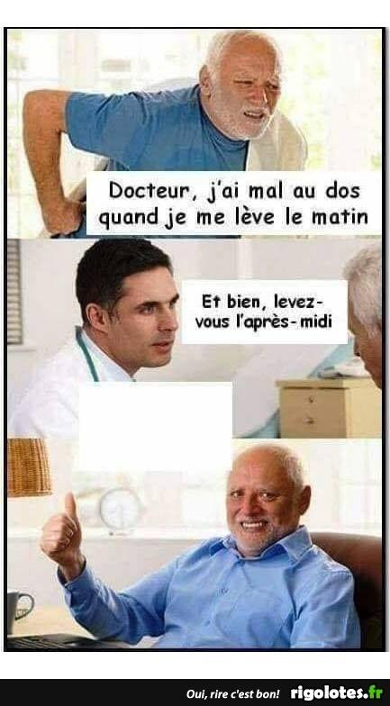 Photos Humour : docteur