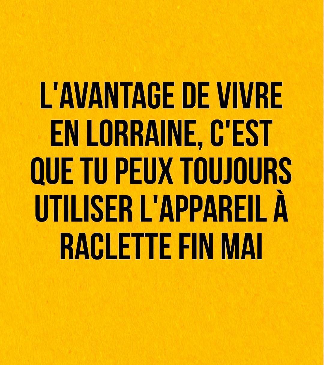 Photos Humour : L'avantage en Lorraine