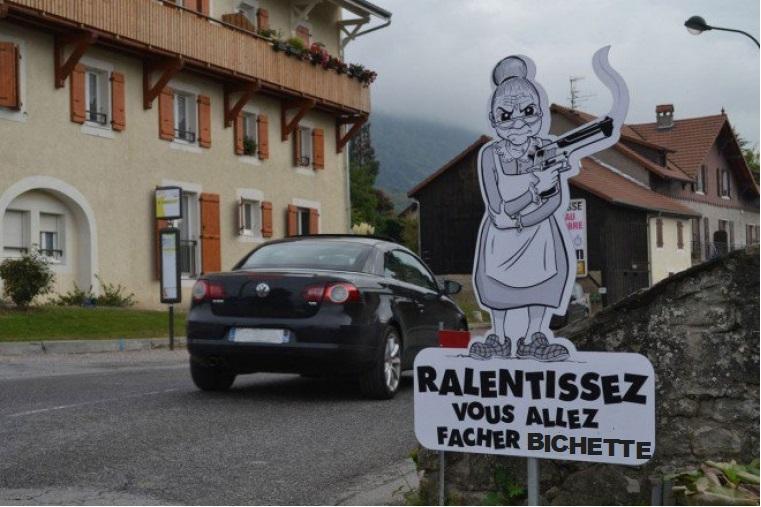 Photos Humour : ça rigole pas à Metz