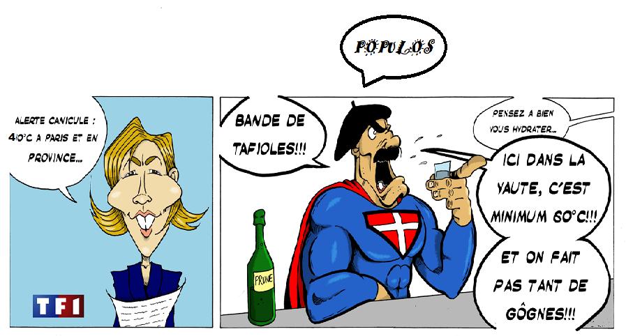 Photos Humour : ALERTE CANICULE 🌞