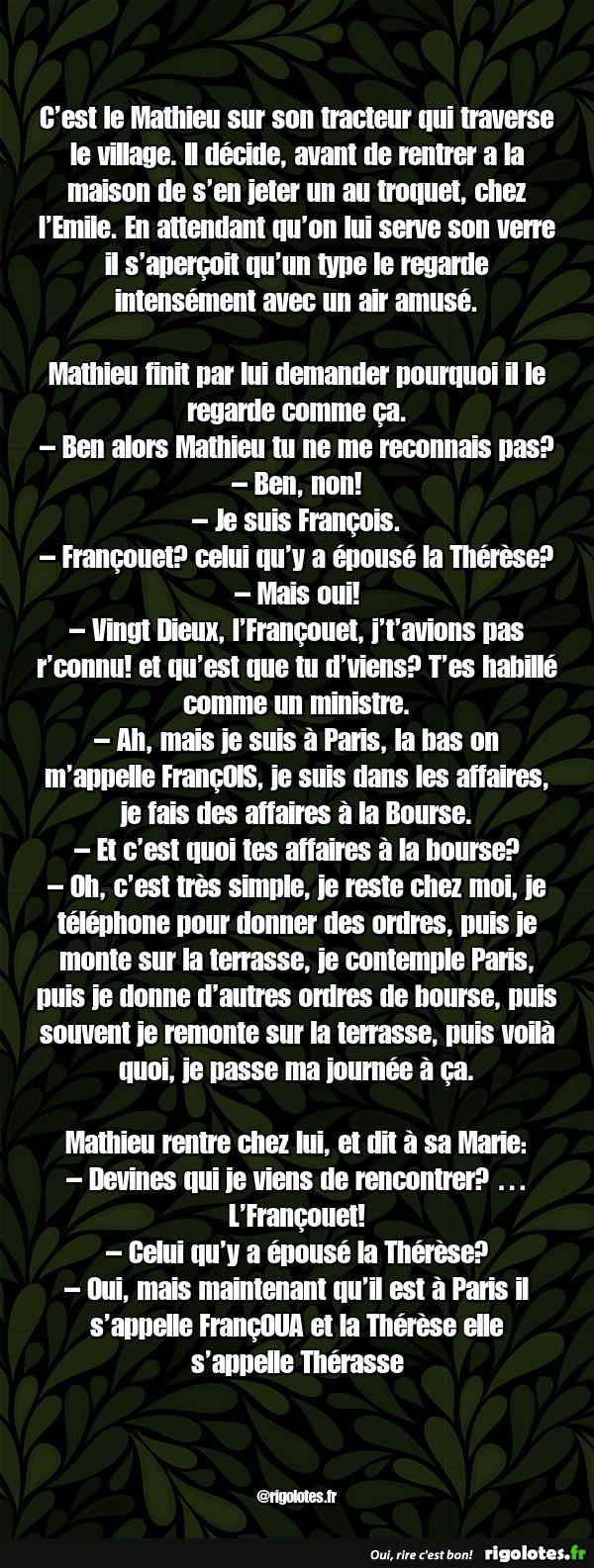 Photos Humour : appellation