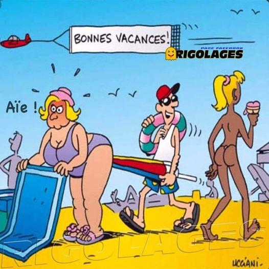 Photos Humour : bonne vacance