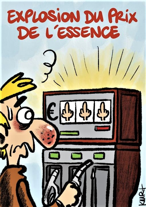 Photos Humour : oh le grossier personnage